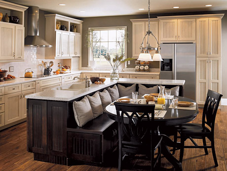Kitchen Island Innovations – Lancaster PA Remodeling Tips & Tricks