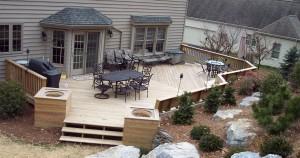 Deck Building Remodeling