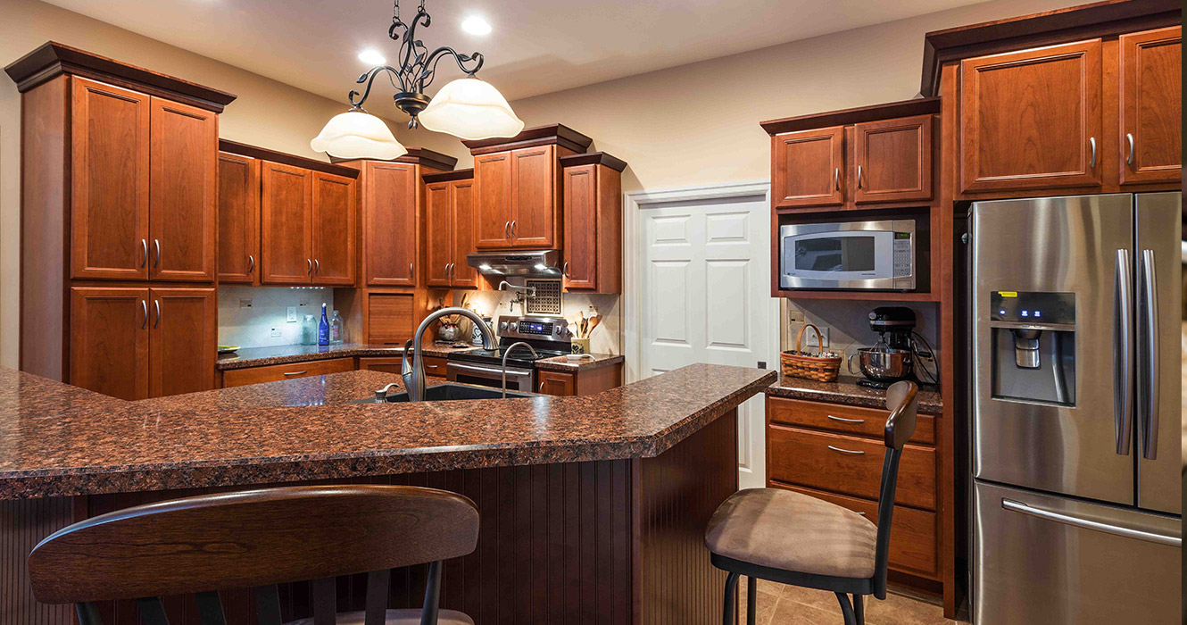 4 home renovations that make your kitchen look larger for Kitchen remodeling lancaster pa